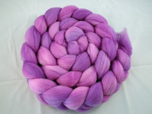 Wirreanda Polwarth Tops Semi Solid No 033-