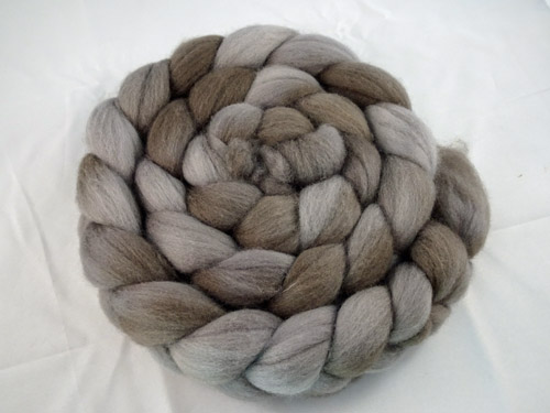 Wirreanda Polwarth Tops Semi Solid No 034-