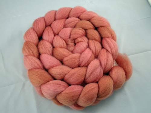 Wirreanda Polwarth Tops Semi Solid No 035-