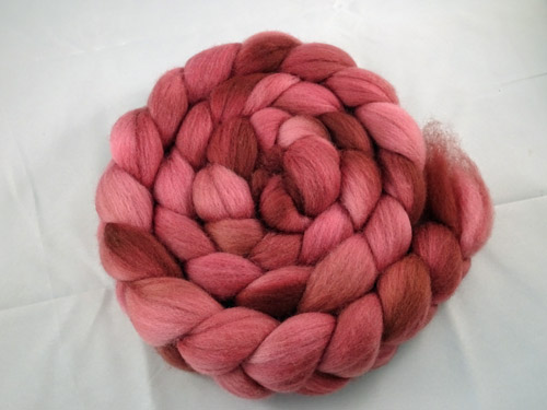 Wirreanda Polwarth Tops Semi Solid No 038-