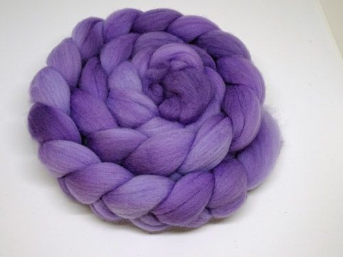 Wirreanda Polwarth Tops Semi Solid No 044-