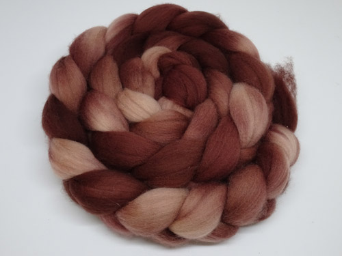 Wirreanda Polwarth Tops Semi Solid No 046-
