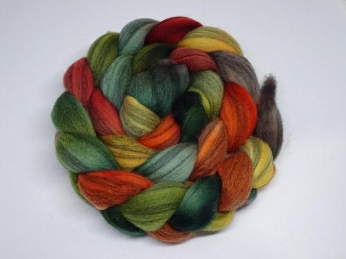 Wishing For Autumn Merino Humbug Roving-