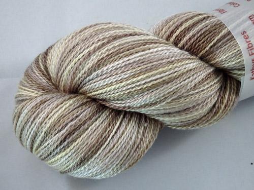 Wombat Merino/Silk Laceweight Yarn-