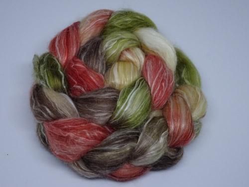 Woodlands Merino/Silk/Ramie tops-