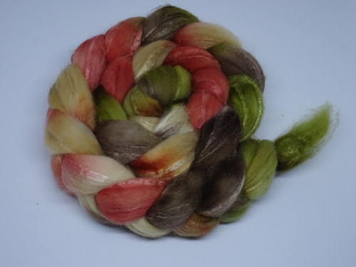 Woodlands Merino/Silk tops-